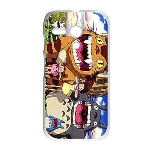 Motorola G White phone case My Neighbor Totoro IKL3036350