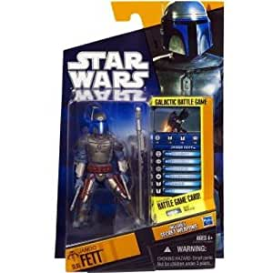 "Star Wars Saga Legends 3 3/4"" Jango Fett Action Figure [Toy] (japan import)"