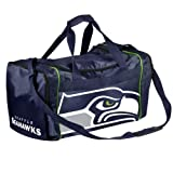 Forever Collectibles NFL Seattle Seahawks Core Duffle Bag