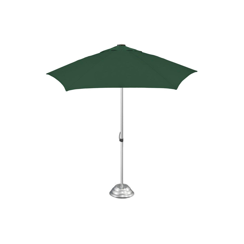 ... Hunter Green Free Shipping. StrombergBrand U201cthe Café Marketu201d Vented Patio  Umbrella, Commercial Quality, Patented Construction,