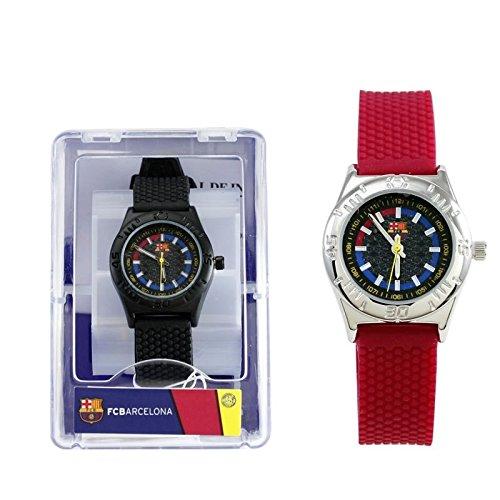 Reloj FC Barcelona infantil niño FC Barcelona FCB Foot Cmagic®: Amazon.es: Relojes