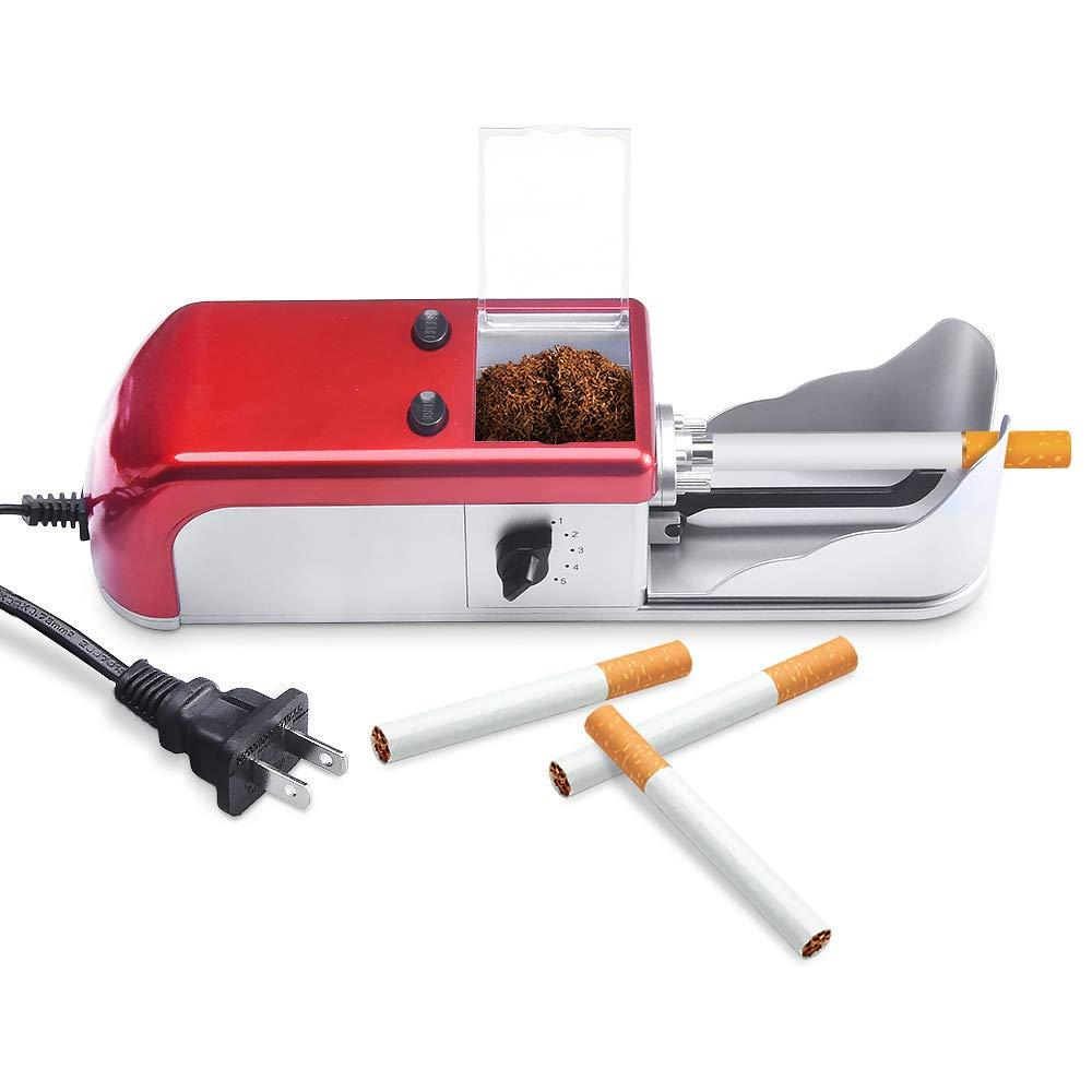 Electric Cigarette Rolling Machine Cigarette Injector Machines Automatic Tobacco Roller Maker Mini Cigarette Injector Machine by Suteck