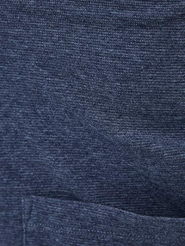 トップス 【展開店舗限定】ストレッチタックフライスセミショールカーディガン メンズ