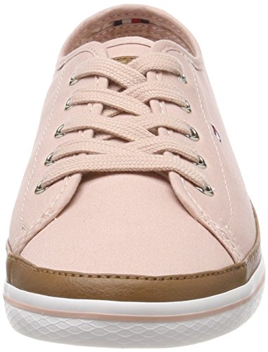 Rose Dusty Noir 502 Tommy Kesha Hilfiger Rose Femme Baskets 36 EU Sneaker Iconic UFzqUwO