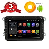 Henhaoro Android 8.1 car Stereo Head Unit 8