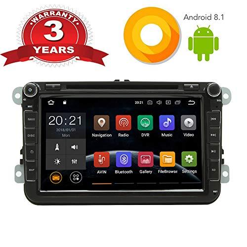 Henhaoro Android 8.1 car Stereo Head Unit 8