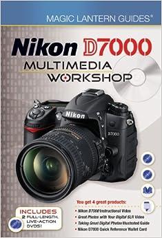 Book Magic Lantern Guides®: Nikon D7000 Multimedia Workshop