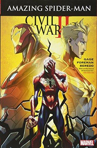 Civil War II: Amazing Spider-Man