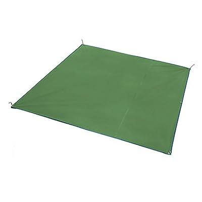 6 trous Tapis de pique-nique Tapis de pique-nique en plein air Tapis de camping Épaissir Tapis de pelouse Outing Foldable résistant à l'usure
