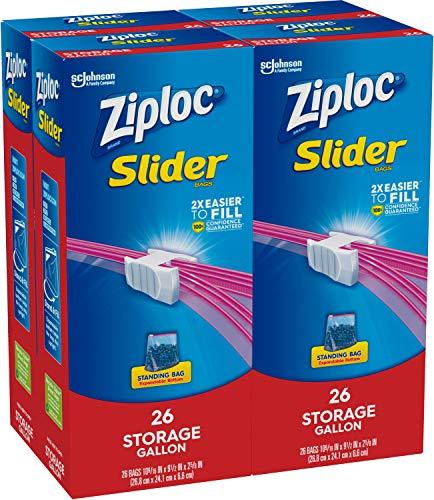 Ziploc Slider Storage Gallon Total product image
