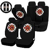 UAA 11pc Fire Department Fire Fighter Maltese cross Logo ...
