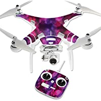 Skin For DJI Phantom 3 Standard – Star Power | MightySkins Protective, Durable, and Unique Vinyl Decal wrap cover | Easy To Apply, Remove, and Change Styles | Made in the USA