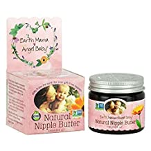 Natural Nipple Butter, 2 oz ( Multi-Pack) by Earth Mama Angel Baby