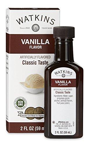 Watkins All Natural Extract, Imitation Vanilla, 2 Ounce (Pack of 12) (Packaging may vary) ()