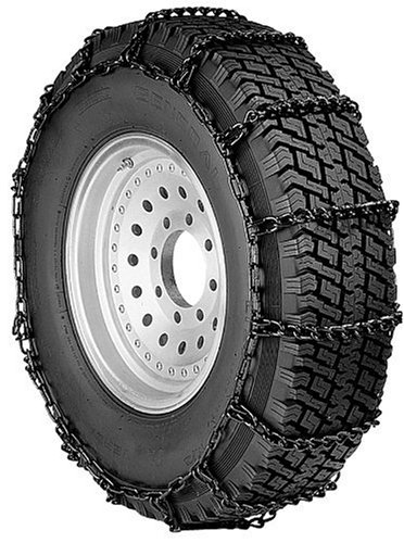 Security Chain Company QG2221 Quik Grip Light Truck LSH Tire Traction Chain - Set of 2