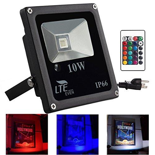 Led 10W Rgb Colour Changing Flood Light - 6