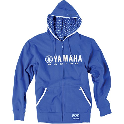 Factory Effex - Facotry Effex Hoody - Yamaha Racing - Blue - X-Large ()