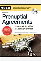 Prenuptial Agreements: How to Write a Fair & Lasting Contract Paperback