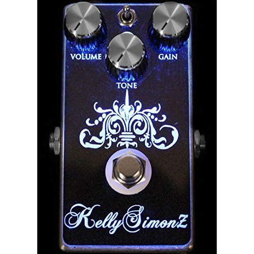 Kelly SIMONZ KS EFFECTOR KS-BLS オーバードライブ / ブースター B01CVJEDNM