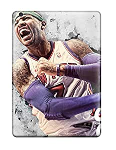 Flexible Tpu Back Case Cover For Ipad Air - Carmelo Anthony