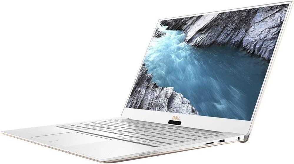 """Dell XPS 13 7390, 13.3"""" 4K Ultra HD (3840 x 2160) InfinityEdge Touch Display, Intel Core 10th Gen i7-10710U (6 Core, Up to 4.70Ghz), 16GB LPDDR3 2133MHz RAM, 512GB SSD, Windows 10 Home, Rose Gold"""