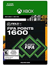 FIFA 21 Ultimate Team 1600 Points - Xbox Series X [Digital Code]