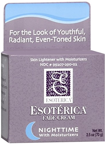 Nighttime Fade Cream (Esoterica Fade Cream Nighttime With Moisturizers 2.50 oz (Pack of 10))