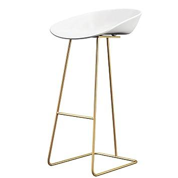 acheter pas cher caabe da384 Tabourets Tabouret en fer simple, dossier principal, chaise ...