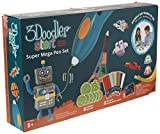 3Doodler Start Mega 3D Pen Set For Kids with Free Refill Filament + DoodleBlocks - STEM Toy For Boys & Girls, Age 6 & Up - Toy of The Year Award Winner