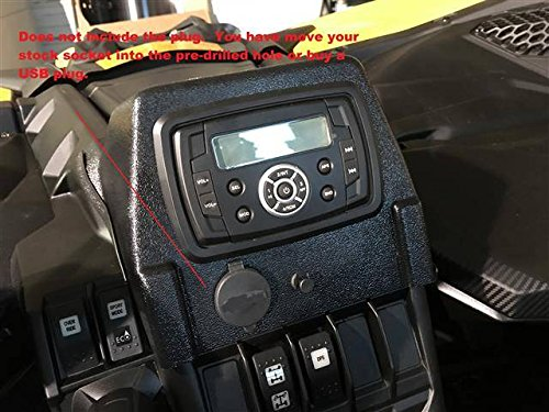 2017 Can-Am Maverick X3 Stereo Pod by EMP 13361