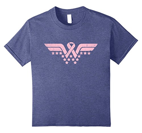 Wonder+Woman+Shirts Products : Super Mom - Women Breast Cancer Awareness Fight T-Shirt