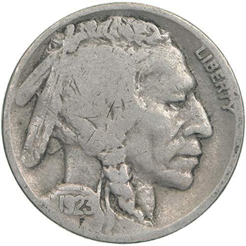 1923 Buffalo Nickel Very Good
