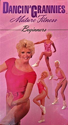 Dancin' Grannies Mature Fitness Beginners [VHS]