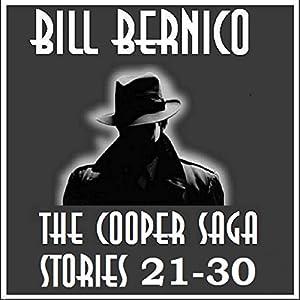 The Cooper Saga 3 Audiobook