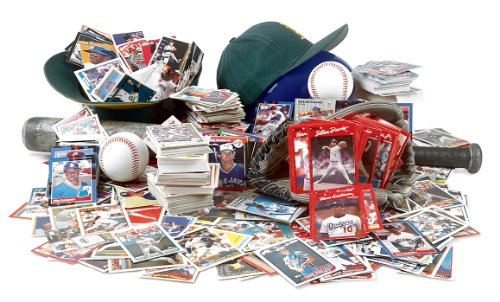American Coin Treasures 1000 Baseball Cards from 7 (Global Coin Set)