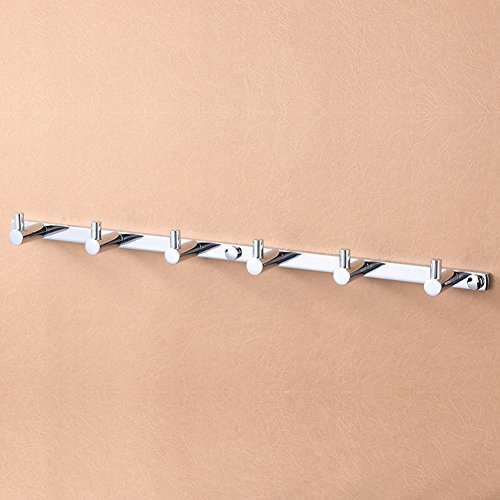 clothes Hook/Stainless steel hooks/toilet/bathroom row hook/Bathroom towel hook lovely