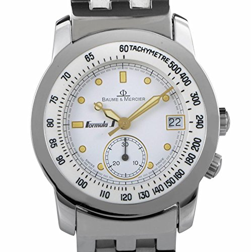 Baume-Mercier-Formula-S-automatic-self-wind-mens-Watch-MOF00017-Certified-Pre-owned