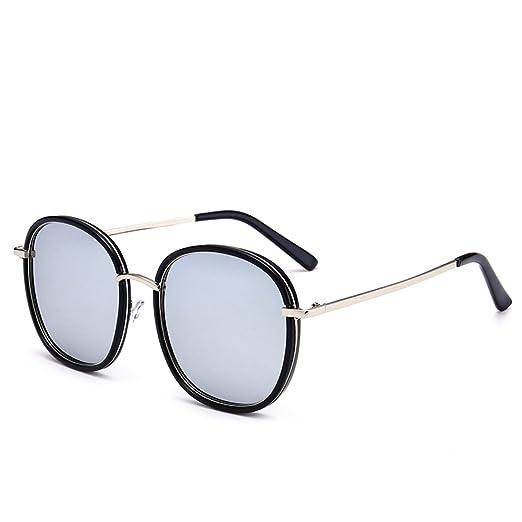 WKAIJC Mode Pop Personalisierte Bequem Anspruchsvoll Leicht Kreativ Retro Männer Und Frauen Sonnenbrillen,I