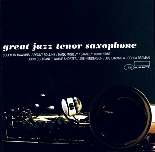 Tenor Saxophone Henderson Joe - Great Jazz Tenor Saxophone