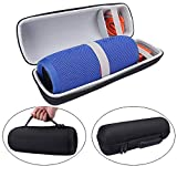 EVA Hard Case Travel Carrying Storage Bag for JBL Charge3 Charge 3 Wireless Bluetooth Portable Speaker(Gray)