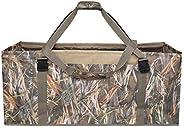 Hunting Camoflauge 12 Slot Decoy Bag with Padded Adjustable Shoulder Strap