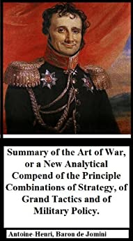 jomini summary of the art of war pdf