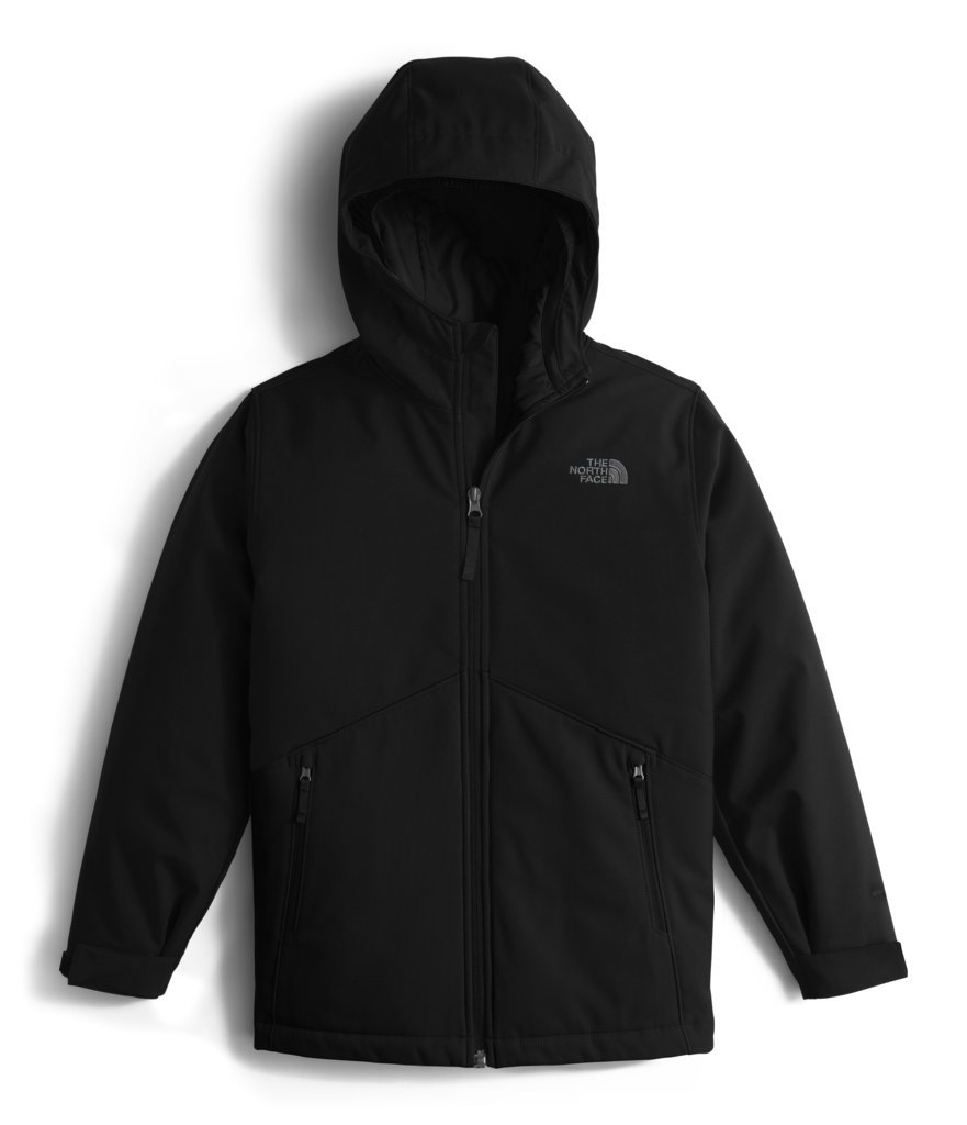 The North Face Boys Apex Elevation Jacket - TNF Black - XL by The North Face