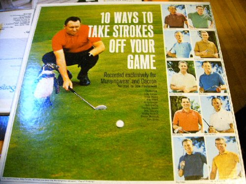 10 Ways to Take Strokes Off Your Game for Munsingwear and Dacron