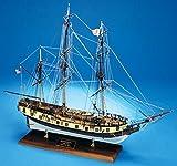 Model Shipways Rattlesnake US Privateer 1:64 Wood & Metal Plank on Frame Ship Model Kit Sale Save 42% - Model Expo