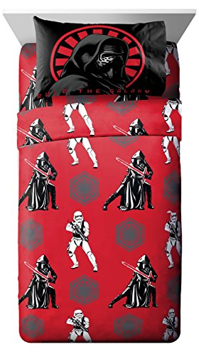 Star Wars Ep7 Rule Galaxy Full 4 Piece Sheet Set