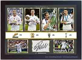 Amazon.com: S&E DESING New Cristiano Ronaldo Real Madrid ...