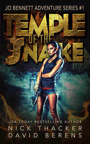 Temple of the Snake: An Archeological Mystery (Jo Bennett Archeological Mysteries Book 1) ()