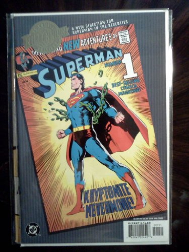 The Amazing New Adventures of Superman #233 Millenium Editions DC Comics
