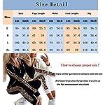 Loalirando-Completo-Sportivo-Donna-Leopardata-Tuta-da-Ginnastica-2-Pezzi-Felpa-con-Cappuccio-con-Zip-Pantaloni-a-Vita-Alta-Sportwear-per-Yoga-Corso-Palestra-Jogging-Fitness